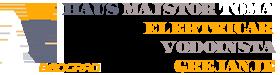 Haus majstor Beograd akcija cena 24 h elektricar etazno grejanje struja Logo
