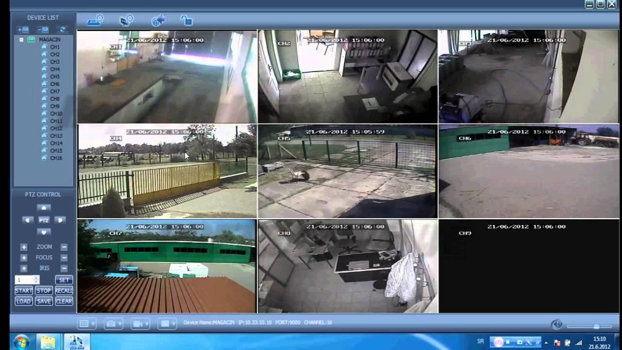 Kamere video nadzor cene