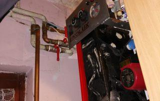 Haus majstor grejanje elektricar