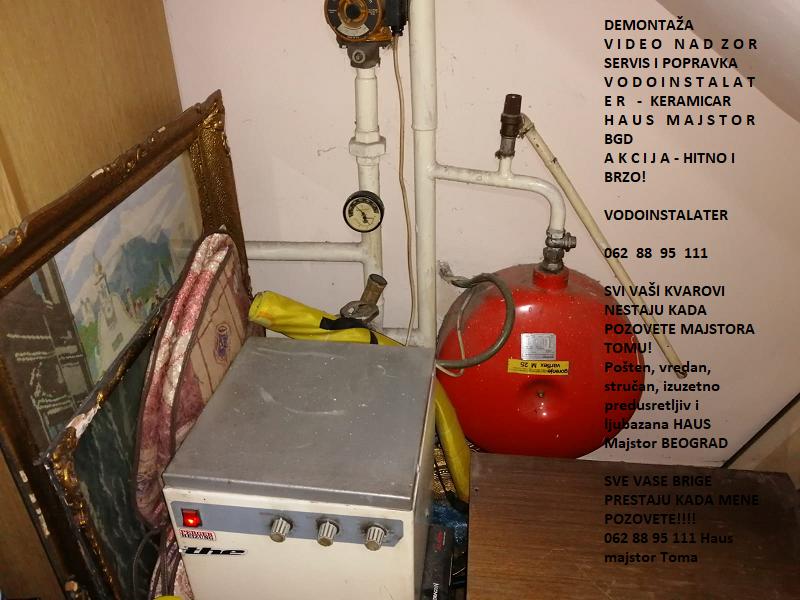 Kotlovi za etažno grejanje Konjarnik