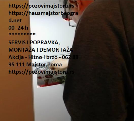 Osiguraci popravka servis struja Beograd cena