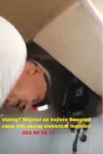 Najčešće popravke majstor grejanje Beograd cena