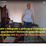 Sistem ne greje Beograd majstor cenovnik hitno akcija
