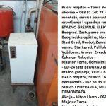 Kotao na gas popravka Beograd 24h nonstop