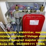 Grejac elektricnog kotla ne radi Beograd